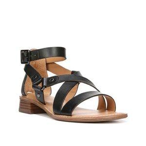 Franco Sarto Black April Sandal | 10